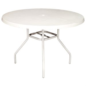 Economy Fiberglass Top Table, 48""