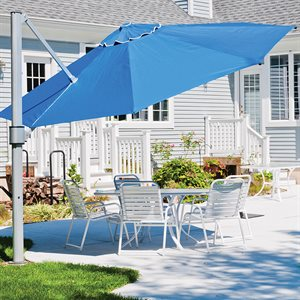 Eclipse Cantilever Umbrella, 13' Octagon