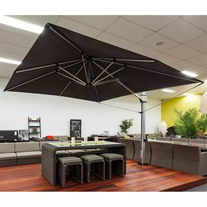 Eclipse Cantilever Umbrella, 10' Square