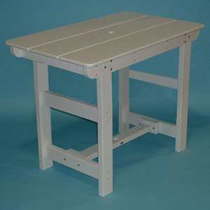 "Tailwind Pub Table, Rectangle 48"" x 29"""