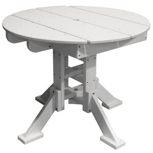 Tailwind Dining Table, Round 37.5""