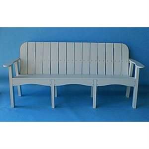 Tailwind Victorian Bench, 76""