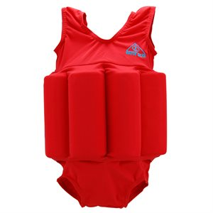 Water Gear Progressive Swim Trainer for 4-Year-Olds, Red