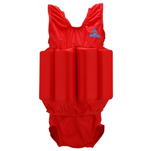 Water Gear Progressive Swim Trainer for 6-Year-Olds, Red