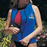 Water Gear Wetsuit Vest (Select Size)