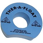 Water Gear Ther-A-Float Rings, Large (Blue)